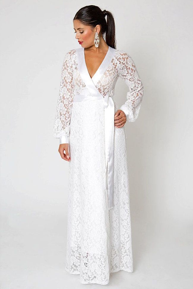 20 Non Traditional Wedding Dresses Your Wedding Special
