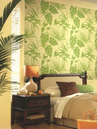 15 Bright Tropical Bedroom Designs - Feed Inspiration