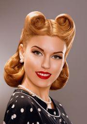 60s hairstyles women