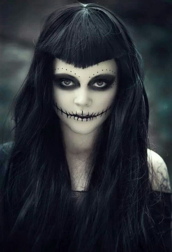 20 Witch Halloween Makeup Ideas To Try