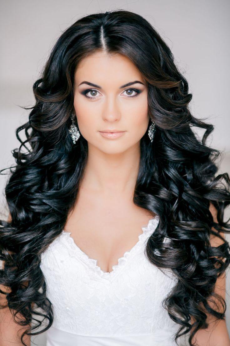 Hair Styles For Women Long Hair : styles, women, Wedding, Hairstyles, Inspiration