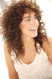 hairstyles girls with curly