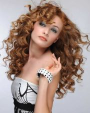 sexy curly hairstyles