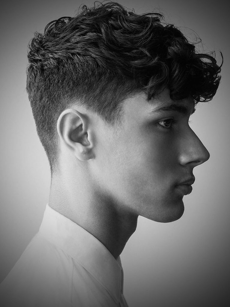 20 Cool Wavy Hairstyles For Men Feed Inspiration