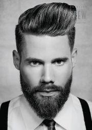 beard hairstyles men