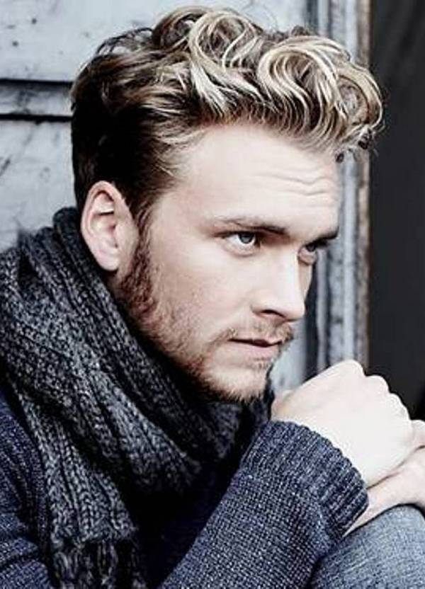 Mens Hairstyles With Highlights 20 Cool Wavy Hairstyles For Men Feed Inspiration