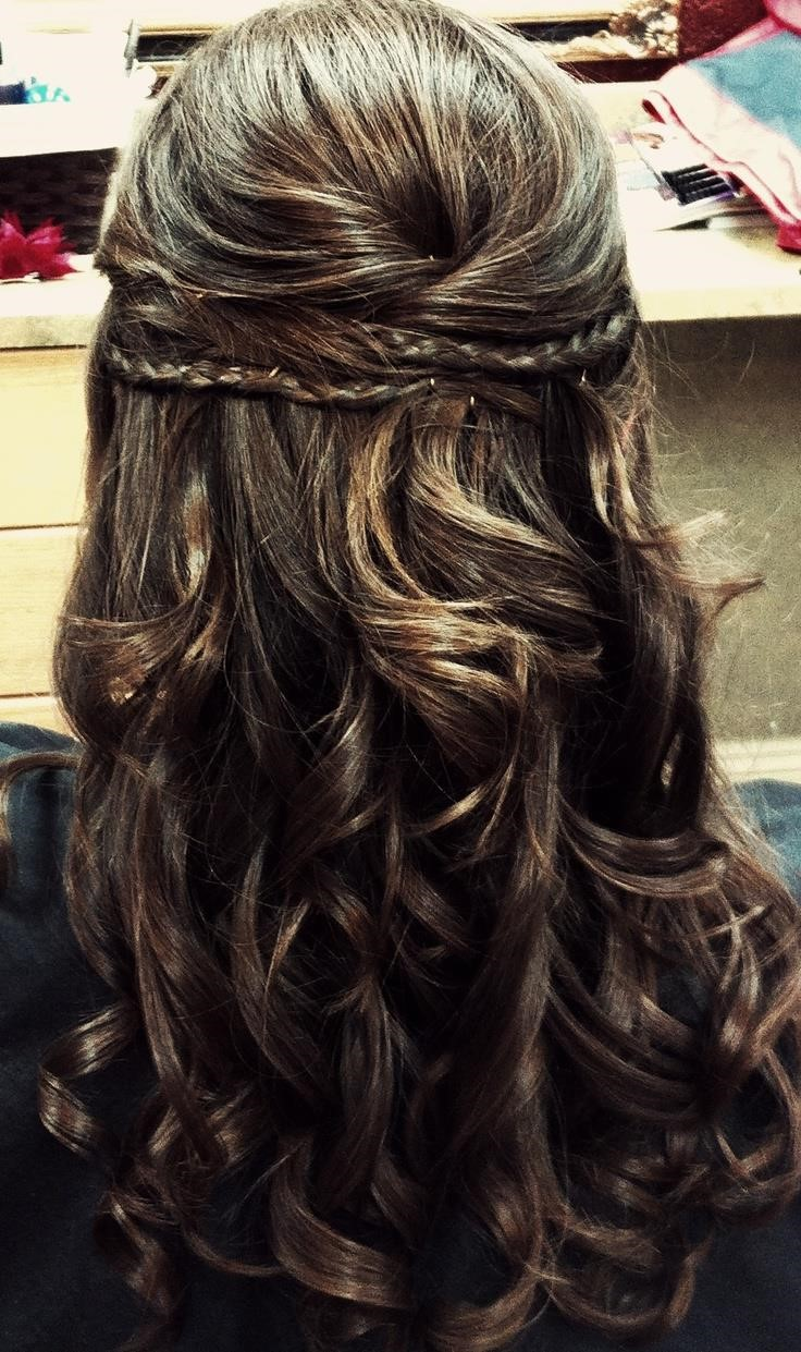 21 Stunning Half Up Half Down Hairstyles To Look Perfect