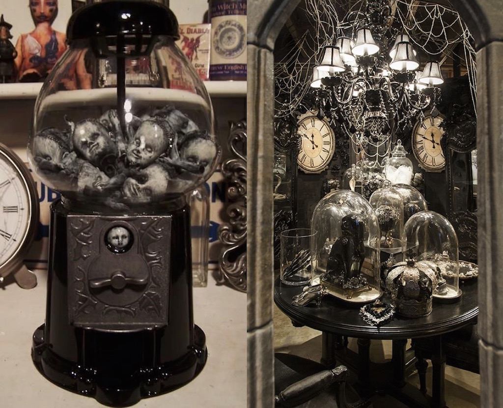 17 Gothic Halloween Decorating Ideas To Inspire You Feed