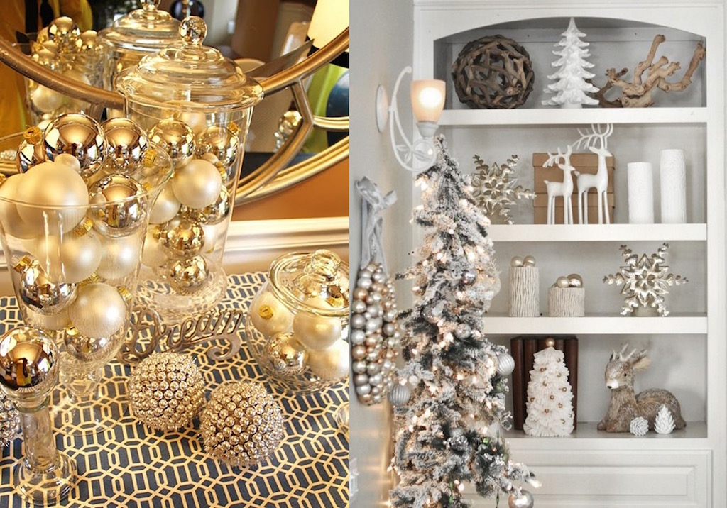 20 gold christmas decorations ideas you must love