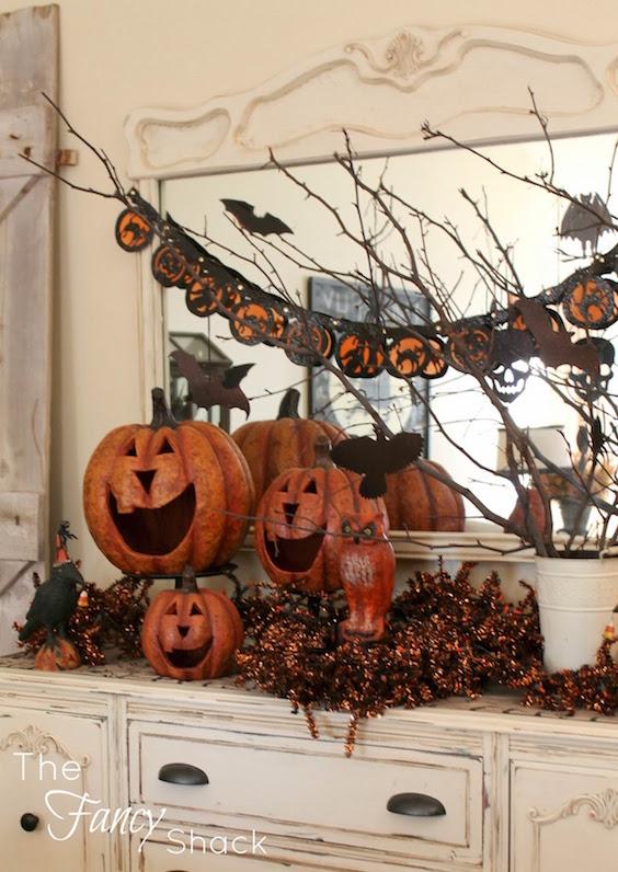 20 Rustic Halloween Decor Ideas  Feed Inspiration
