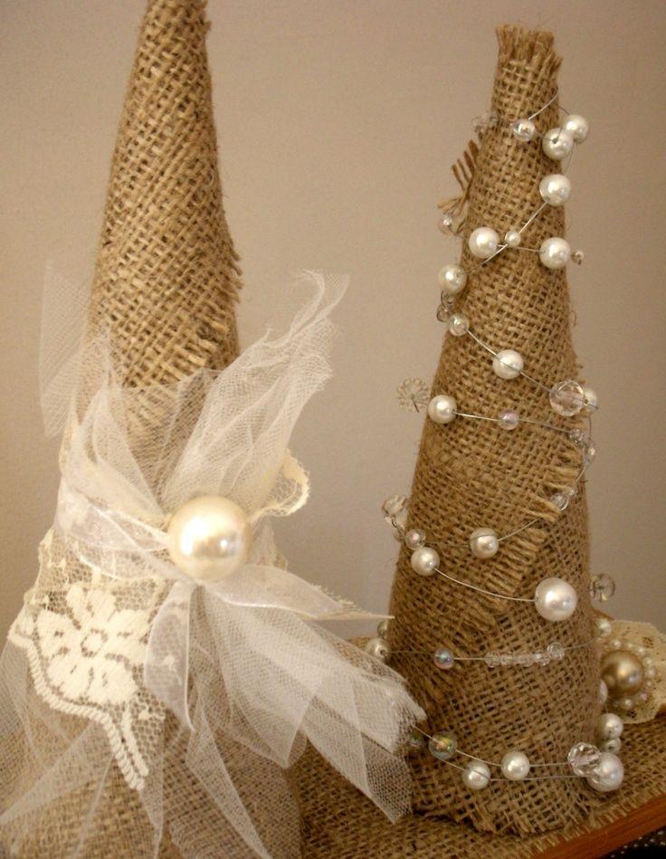 21 Amazing Shabby Chic Christmas Decoration Ideas Feed