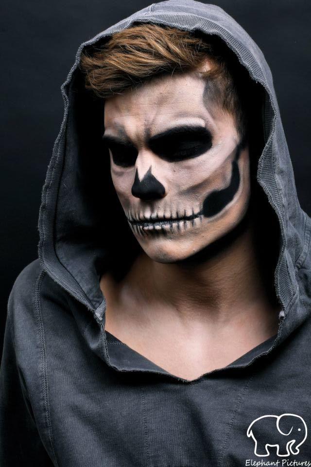 21 Halloween Makeup Ideas For Men  Feed Inspiration