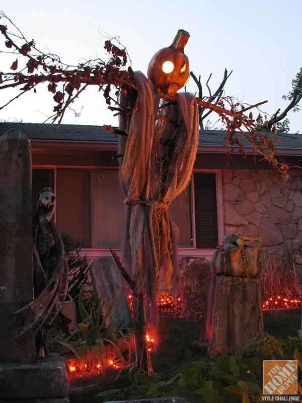 20 Spooky Halloween Decorating Ideas  Feed Inspiration
