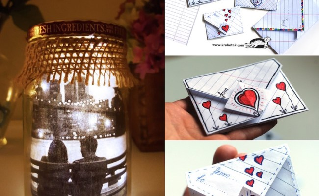 21 Diy Romantic Gifts For Boyfriend To Follow This Year