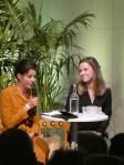 Joszi Smeets en Iris Bouwers