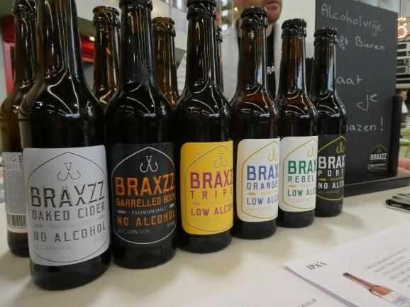 Alcoholvrij en -arm bier van Braxzz