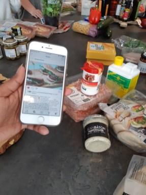 Met een voorbeeld van het gerecht van Priya kookt dat makkelijk (maar we hadden natuurlijk ook gewoon het recept)