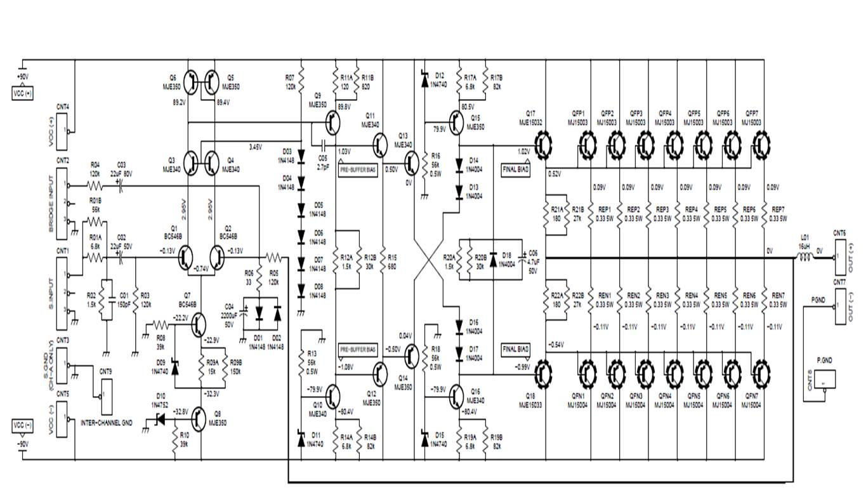 circuit diagram in word