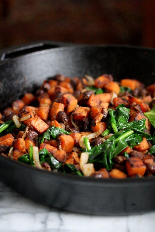 Mexican Sweet Potato Hash Recipe  Healthy GlutenFree
