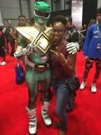 My favorite ranger of all time! Green Ranger.