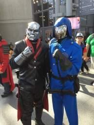 Cobra Commander & destro