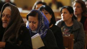 Arab Christians - Feed Me The Word Today