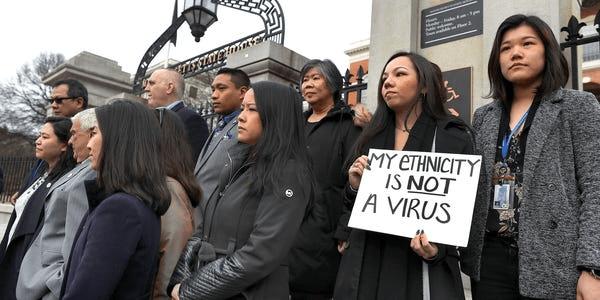 Coronavirus Racism - Feed Me The Word Today
