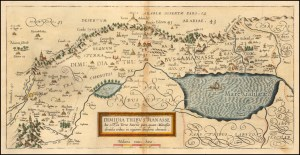 The tribe of Manasseh map - Fmtwtoday