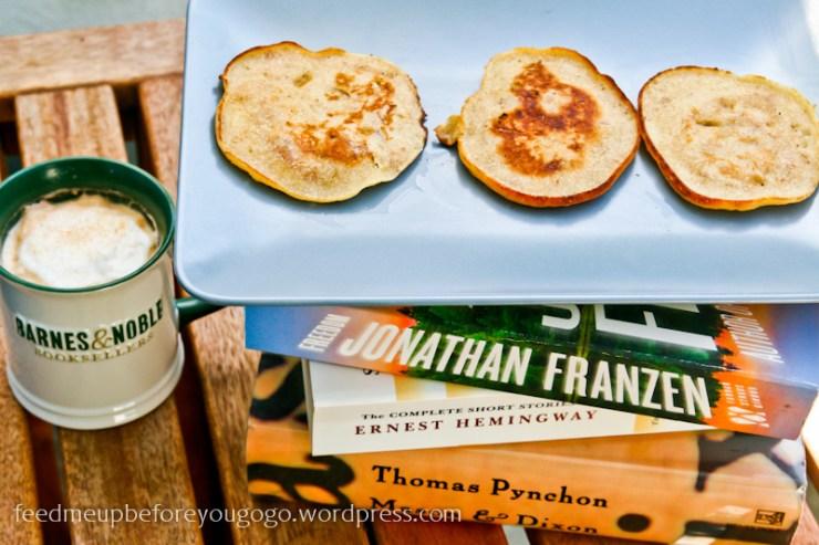 Banane-Walnuss-Pancakes Rezept