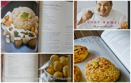 Chef Ramzis arabisches Kochbuch Innenseiten