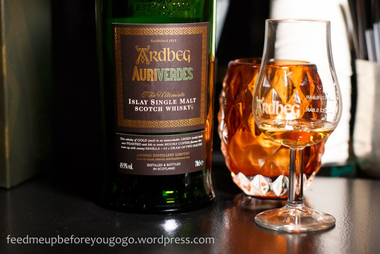 Ardbeg Auriverdes Single Malt Whisky-2-2
