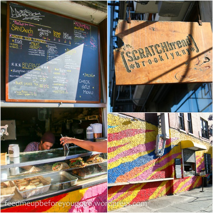 ScratchBread New York kulinarische Tipps Brooklyn