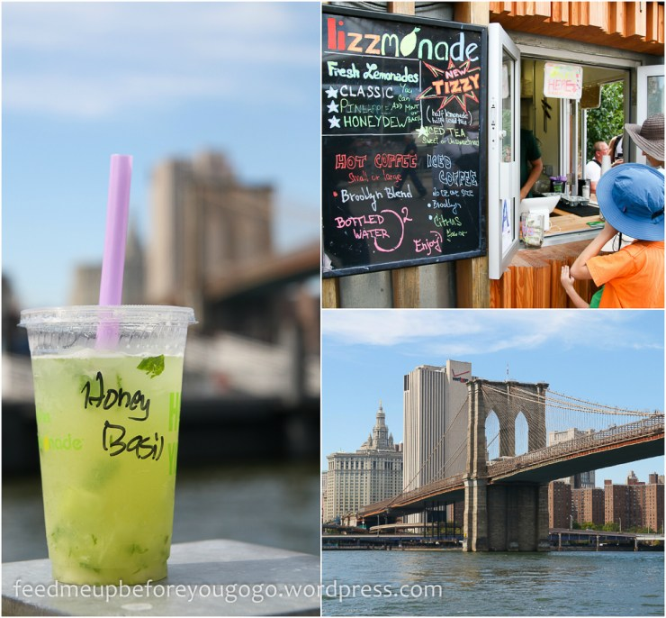Lizzmonade New York kulinarische Tipps Brooklyn