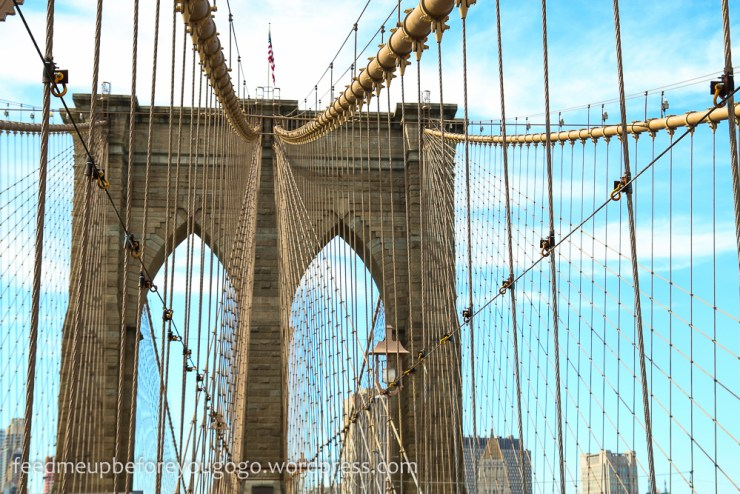 Brooklyn Bridge New York kulinarische Tipps Brooklyn