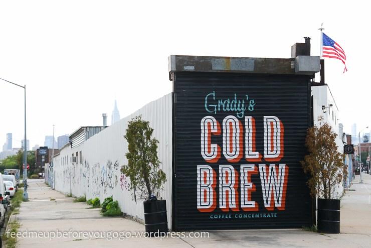 Williamsburg Cold Brew New York kulinarische Tipps Brooklyn