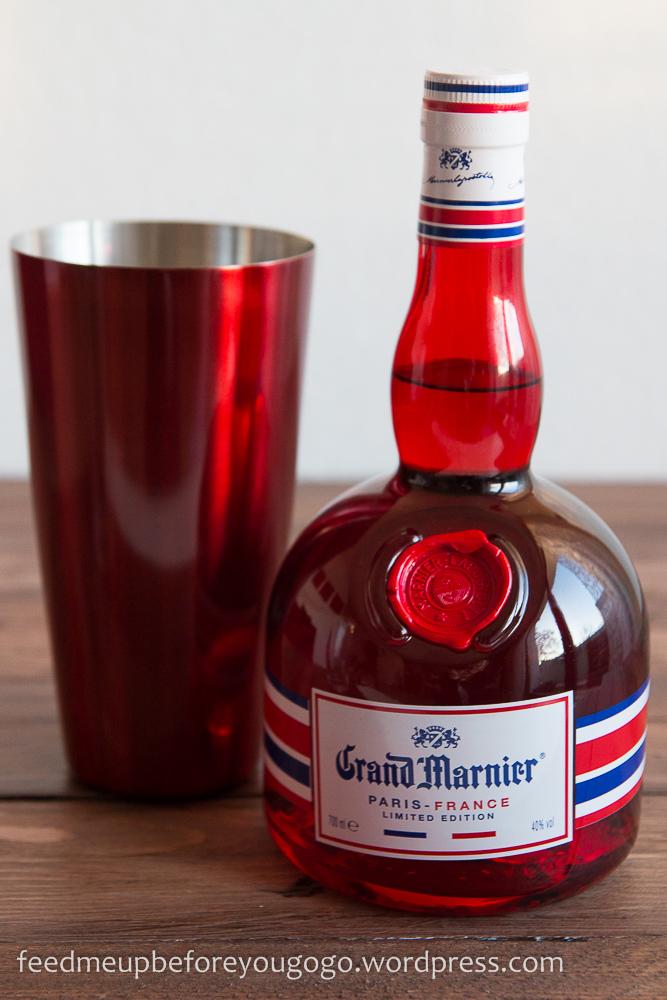 Gin & pear Gran Marnier Paris France-1