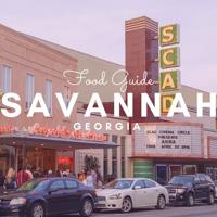 Savannah kulinarisch Food Guide