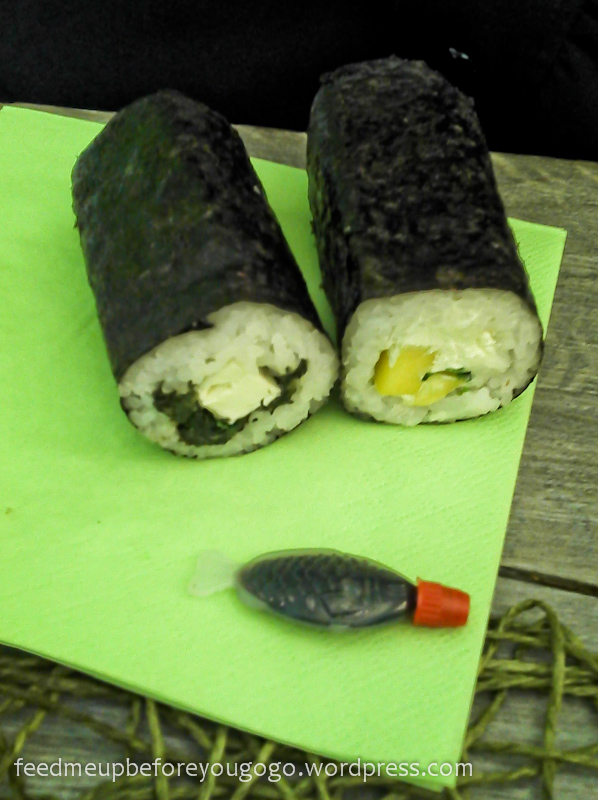 Sushi Wrap München Rollen