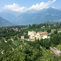 Meran Südtirol Italien