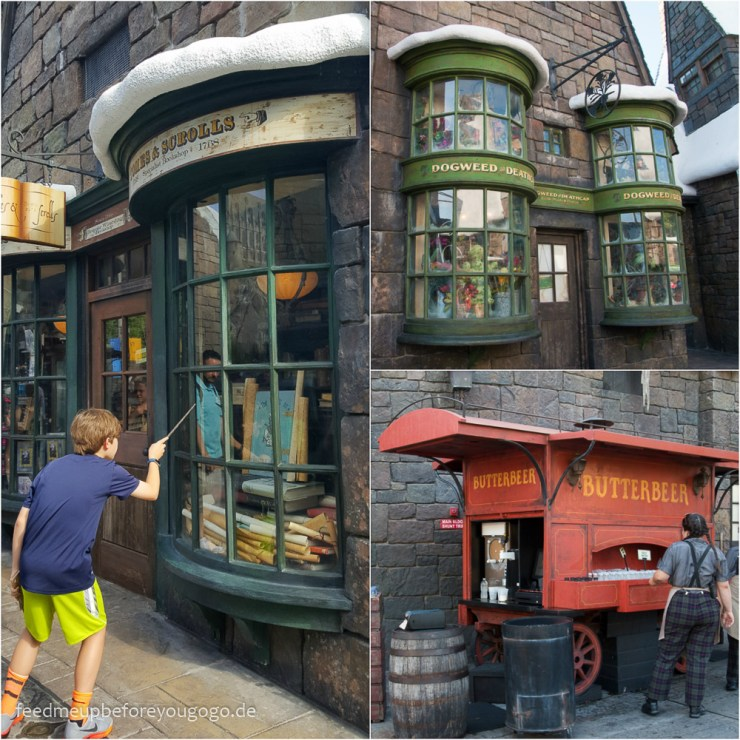 Hogsmeade Harry Potter Islands of Adventure Universal Studios Orlando