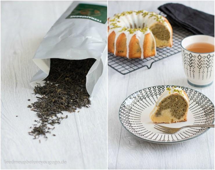 Grüner Darjeeling von Teekampagne