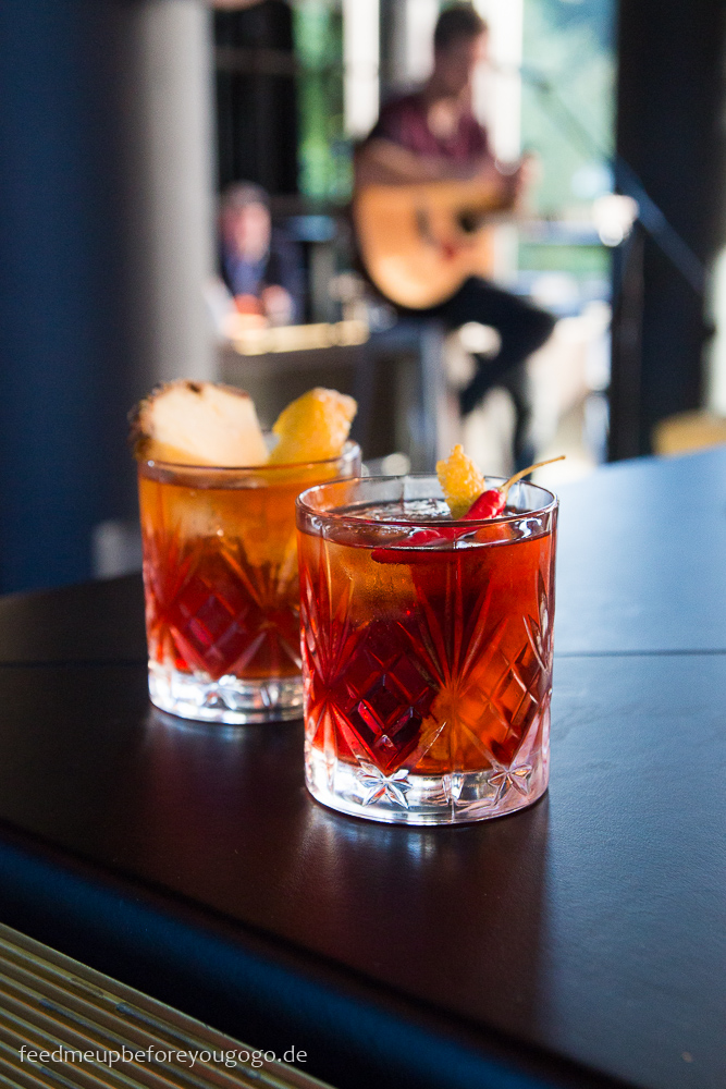 Negronis Ruby Lilly Bar München Negroni Week Feed me up before you go-go