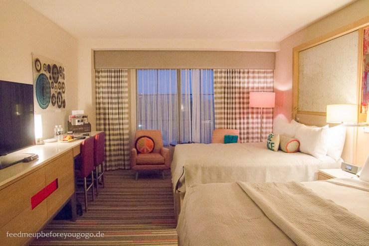 Hard Rock Hotel Orlando Florida Zimmer