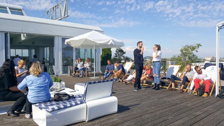 Gin Mare Med Rooftops München Event Skyloftstudios