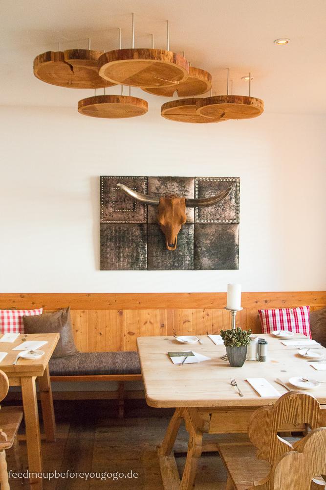 Restaurant Hubertus Alpin Lodge & Spa Balderschwang Allgäu