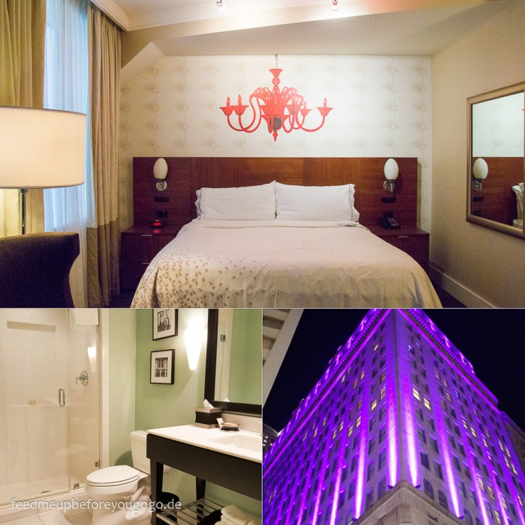3 Tage in New Orleans Hotel Renaissance Pere Marquette