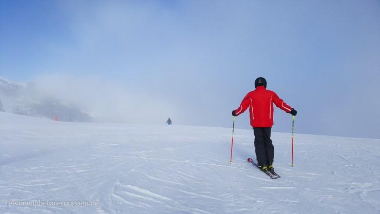 Großarl Kreuzkogel Skifahren Schnee Salzburger Land
