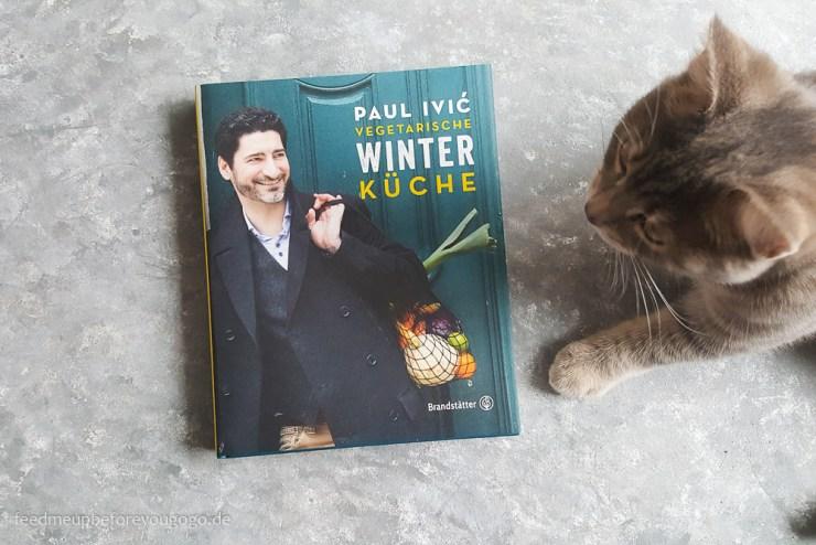 Vegetarische Winterküche von Paul Ivić Brandstätter Verlag