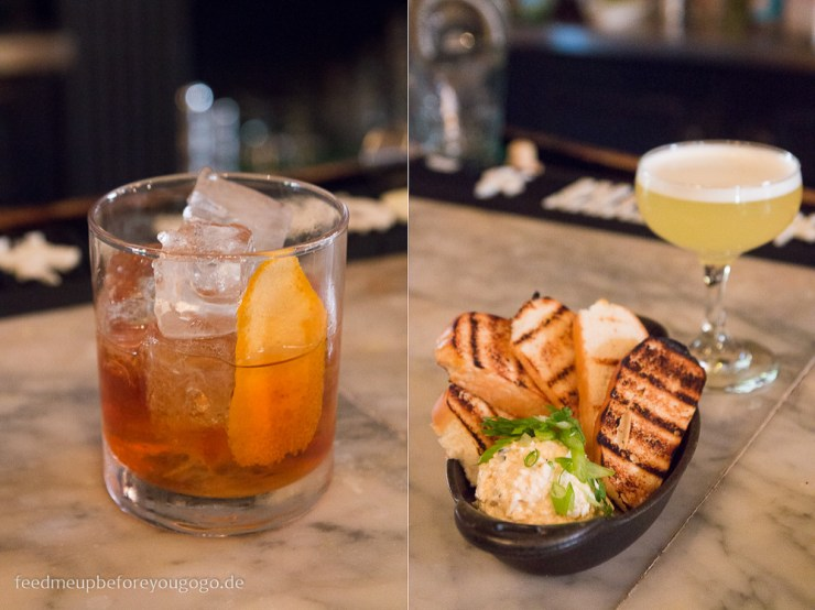 New Orleans Cane & Table Cocktails Bar Food French Quarter kulinarische Tipps Food Guide