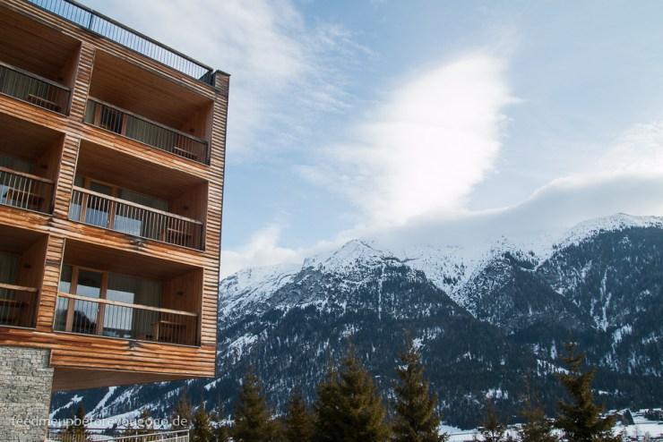 Das Kronthaler Hotel Achenkirch Tirol im Winter